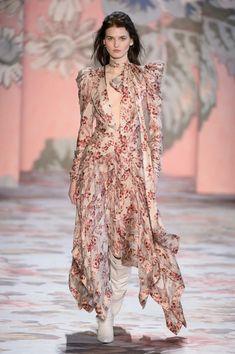 2ee4004dba43 Zimmermann at New York Fashion Week Fall 2018