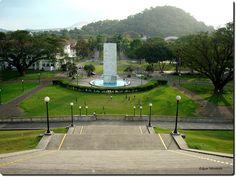 Balboa, Panama   vista desde el edificio de la administracio…   Flickr