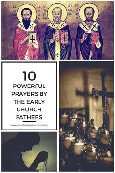 10 Powerful Prayers by the Early Church Fathers
