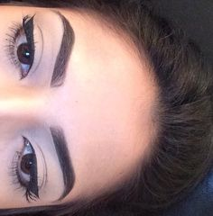Brows & Eyes