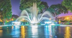 Best 18 Most Awesome Fountains Around The World http://zoladecor.com/most-awesome-fountains-around-the-world