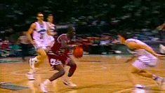 NBA.gifSTORY — Michael Jordan — Chicago Bulls Michael Jordan Gif, Michael Jordan Chicago Bulls, Mj, Basketball Court, Jordans, Sport, Deporte, Sports