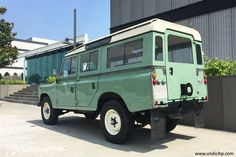 Land Rover Series III 109 SW diesel - wonderful conditions For Sale (1980)