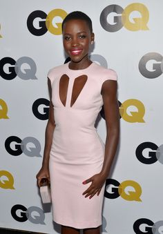Lupita Nyong'o - GQ Men Of The Year Party - Carpet