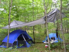 Camping is great. This is time well spent with nature and discovery for those seeking solitude. Camping outdoors is exciting and fun, but there is a lot to learn. Read this article to get the most from your camping trip. Choosing A Tent Choose a tent. Camping In The Rain, Camping And Hiking, Camping Survival, Camping Life, Family Camping, Camping Gear, Winter Camping, Camping Items, Survival Tips