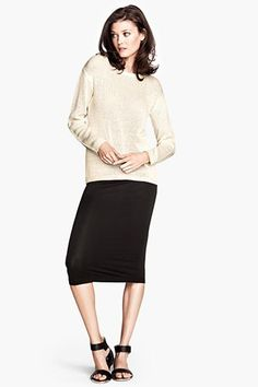 15 Pencil Skirts For Work, Play, & Beyond #refinery29  http://www.refinery29.com/64894#slide-8