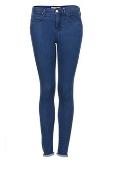 Blue Skinny Jeans (Topshop Leigh)