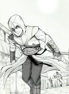 Assassin's Creed by thefresco.deviantart.com