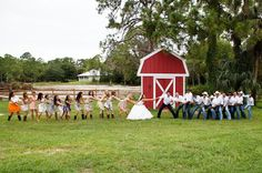 Things Festive Weddings & Events: Real DIY Wedding in Tampa, FL: Mandy & Christopher