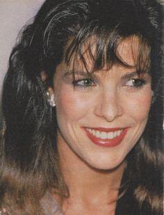 Princess Caroline of Monaco.1985.