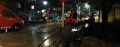 El temporal del Maresme deixa un mort a Vilassar de Mar