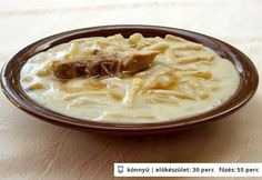 Zöldbabfőzelék Muci konyhájából Macaroni And Cheese, Vegetarian, Dishes, Ethnic Recipes, Food, Mac And Cheese, Tablewares, Essen, Meals