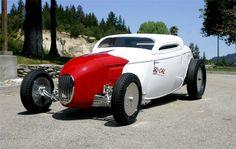 Bonneville Salt Flats So-Cal '34 Coupe