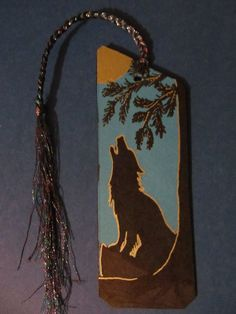 Book marker,,,,Love it,,,So Perfect for me,,,The Howling Wolf,