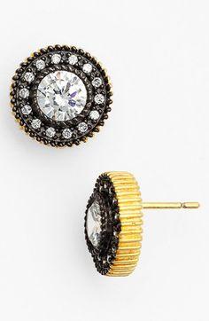 Freida Rothman 'Classics' Stud Earrings available at #Nordstrom