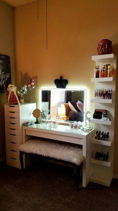 Makeup Vanity.