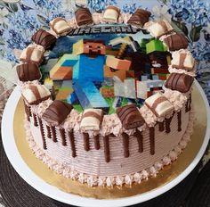 Kinder bueno torta, csodás finomság bármilyen ünnepi alkalomra!