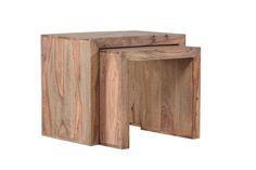 Beistelltische Shisham Massiv Woody 115-00021 Natur Vintage Jetzt bestellen unter: https://moebel.ladendirekt.de/wohnzimmer/tische/beistelltische/?uid=a3d7c69e-a769-5826-bcfd-20b89310d84f&utm_source=pinterest&utm_medium=pin&utm_campaign=boards #beistelltische #wohnzimmer #tische