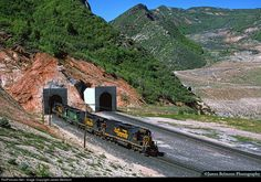 RailPictures.Net Photo: DRGW 5350 Denver & Rio Grande Western Railroad EMD SD40T-2 at Thistle, Utah by James Belmont