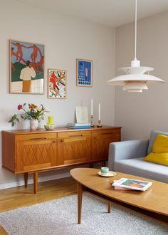 Artist Isabelle Feliu Invites Us Into Her Minimal Oslo Apartment,Living at Home Estilo Interior, Home Interior, Interior Design, Design Design, Interior Plants, Design Trends, Design Ideas, Living Room Designs, Living Room Decor