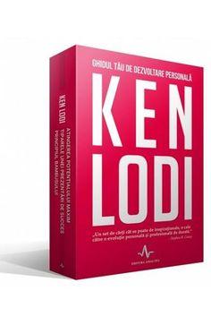 Pachet Ghidul tau de dezvoltare personala - Ken Lodi - Live A Good Life
