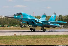 Sukhoi Su-34 aircraft picture