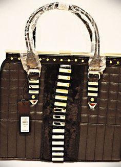 Kup mój przedmiot na #vintedpl http://www.vinted.pl/damskie-torby/torby-do-reki/13127804-czarna-torba-river-island