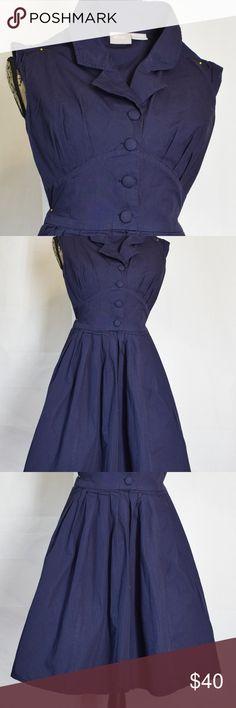 eShakti Blue A-Linie / Shirtwaist Kleid eShakti Custom blue modified shirtwaist . Most Popular Watches, Plus Fashion, Fashion Tips, Fashion Design, Fashion Trends, Shirtwaist Dress, Lady Grey, Malu, Dress Codes