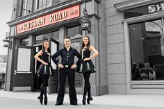 Raglan Road in Downtown Disney ... a great place to be on St. Paddy's Day!