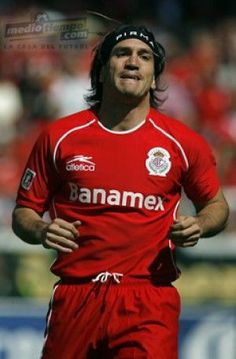 Bruno Marioni (Campeón de goleo Apertura 2006) | Toluca Diablos Rojos | Pinterest