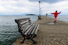 Olympiada Pier #Olympiada #Chalkidiki