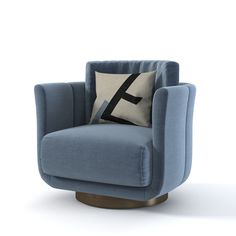 Fendi Casa has chosen the unique atmosphere of Milan Design Week to release the new 2017 campaign, which is filled with the best Italian furniture Sofa Furniture, Sofa Chair, Luxury Furniture, Armchair, 1950s Furniture, Upholstered Chairs, Furniture Stores, Tub Chair, Online Furniture