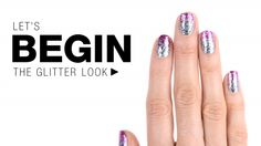 @Sephora TV presents Nail How-To: Glitter #sephora