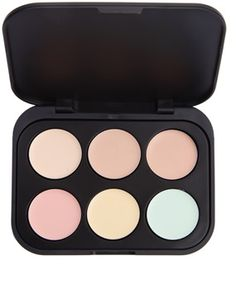 BHcosmetics 6 Color paleta korektorov Bh Cosmetics, Blush, Eyeshadow, Color, Beauty, Blusher Brush, Eye Shadow, Colour, Beleza