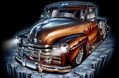 lowriders cars graphics and comments Chicano Love, Chicano Art, Chevy Pickups, Chevy Trucks, Carros Audi, Arte Lowrider, Dibujos Pin Up, Cholo Art, E Motor