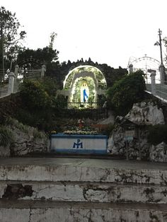 #Baguio #Grotto #Vacation Baguio, Gate, Clouds, Vacation, Places, Travel, Voyage, Vacations, Viajes
