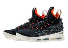 b74675ae686df Nike LeBron 15 Bright Crimson Releases On May