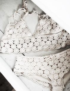 Inspired by White Crochet / See our favourite styles available to shop online now live on The LANE
