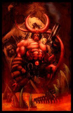 HELLBOY! #Hellboy