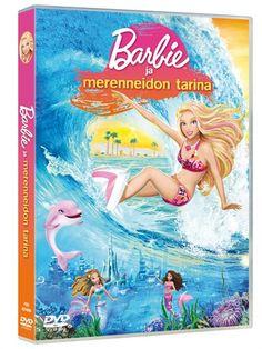 Barbie ja merenneidon tarina (DVD)
