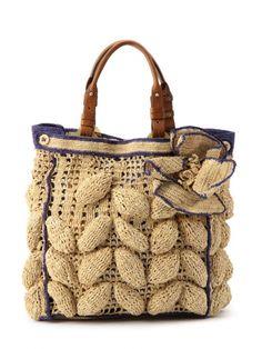 Сумка - Вязаные сумки, сумочки, рюкзаки - Галерея - Knitting Forum.Ru
