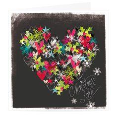Christmas Love Card