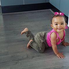 Zoey Lynn - 9 months ♥️ Sweet baby girl (13 Oct 2015)