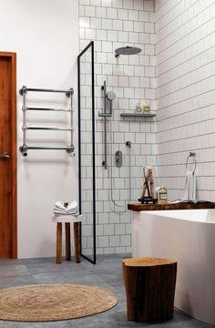 Bathroom Layout, Small Bathroom, Bathroom Inspo, Bathroom Inspiration, Master Bathroom, Bathroom Interior, Interior Design Living Room, Small Room Bedroom, Small Rooms
