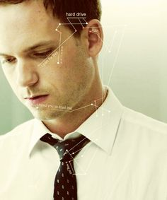 I can fix this. Suits #suits