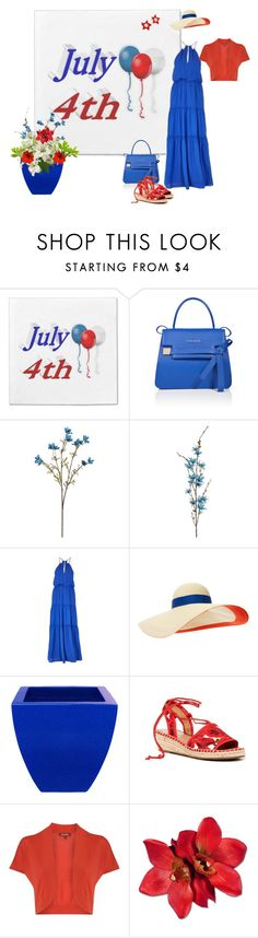 """Untitled #6908"" by msdanasue ❤ liked on Polyvore featuring ESCADA, Parker, Eugenia Kim, Franco Sarto and MaxMara"