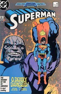 Superman #3 (1987) first appearance of Glommer and Amazing Grace
