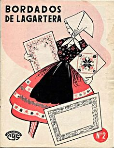 'Bordados de Lagartera' cover (1967)