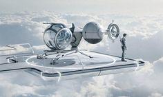 Oblivion Bubble Ship
