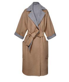 Gifts for stylish women: Max Mara Reversible Wrap Coat